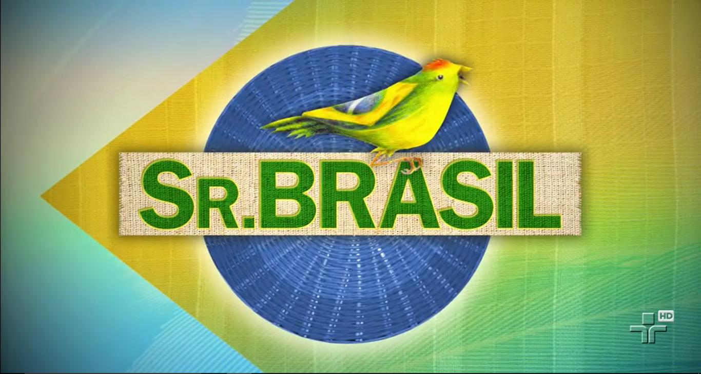 CHICO LOBO NO PROGRAMA SR.BRASIL DE ROLANDO BOLDRIN – 1º BLOCO | Apresenta música CRIAÇÃO